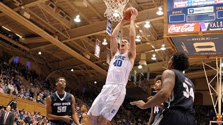 Top Plays: Duke 85, Utah State 52