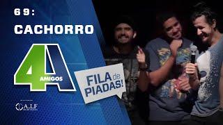 FILA DE PIADAS - CACHORRO - #69 Participação Marco Luque