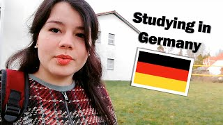 I SHOW YOU M¥ STUDENT DORMITORY IN GERMANY | ( how to apply to get one in Flensburg + tips )