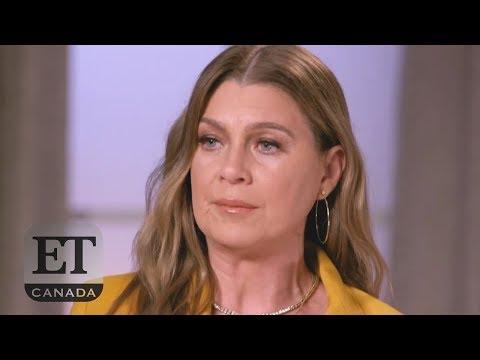 Download Ellen Pompeo On 'Toxic' 'Grey's Anatomy' Set