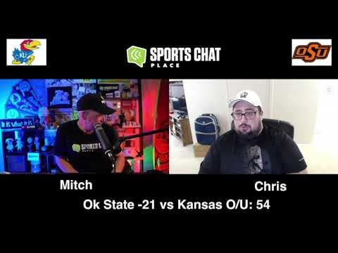 Oklahoma State at Kansas College Football Picks & Prediction  - Saturday 10/3/20 | Sports Chat Place