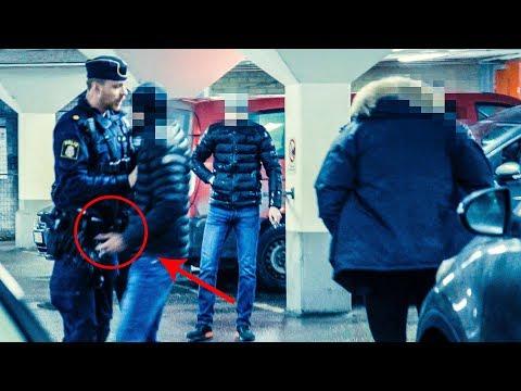 En kille blir skjuten i huvudet i Stockholm!!    Riley Praktiserar