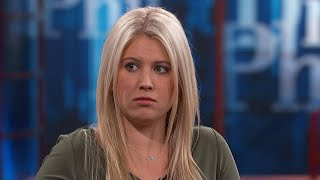 'Do You Think You Deserve Better?' Dr. Phil Asks Woman Who Is Physically And Verbally Abused By B…