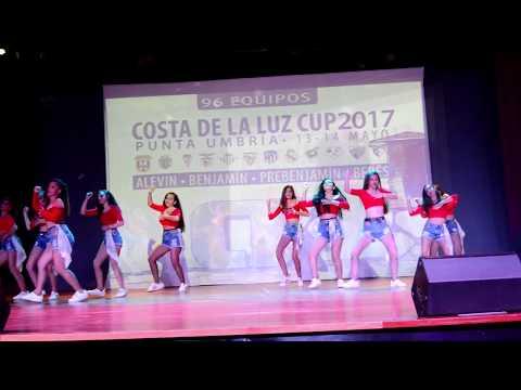 """Costa de la Luz 2017 """"Despacito"""""""