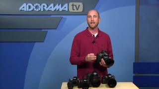 Portrait Lenses: Product Reviews: Adorama Photography TV