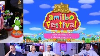 Amiibo Festival Festival