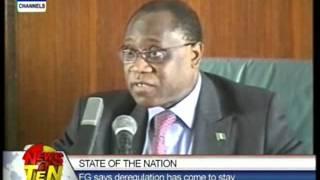 FUEL SUBSIDY: NIGERIAN GOVT'S RESPONSE