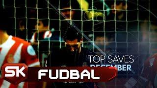 La Liga 2018/2019 | Najbolje Odbrane Decembra | SPORT KLUB Fudbal