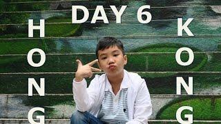 Travel Hong Kong with Adam (Ichiran Ramen and Kowloon Park at Tsim Sha Tsui)