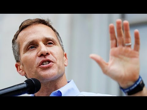Why Even Republicans Want Missouri Governor To Resign
