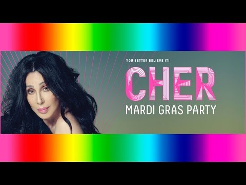 Mardi Gras Party - Cher (04/03/2018)