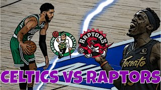Toronto Raptors vs Boston Celtics - Series Preview and Prediction