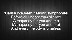 Clean Bandit - Symphony (Feat. Zara Larsson) (Lyrics)