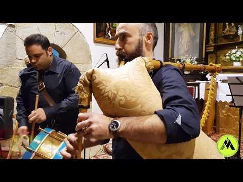 Concierto transfronterizo en Trabazos, Luis Antonio Pedraza & Pablo Meirinhos