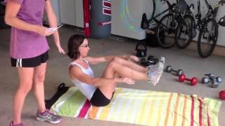 Garage Killer Stomach Core Workout