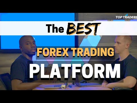 Top 5 Forex Trading Platforms for 2019!