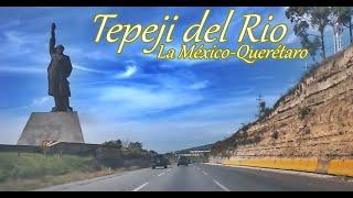 la Mexico-Queretaro (carretera 57) Tepeji del Rio, Hidalgo, Mexico