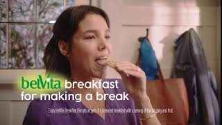 belVita | Breakfast For Your Morning | Making a Break