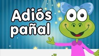 Adios pañales canciones infantiles thumbnail