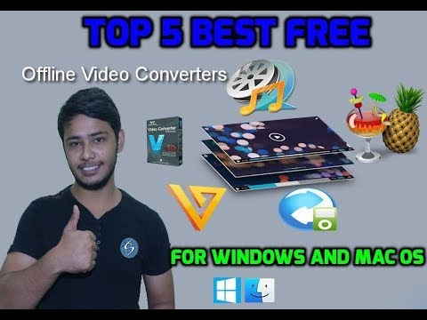 5 Best Video Converters & Editor For Windows & Mac OS 2017  Convert Videos For Free