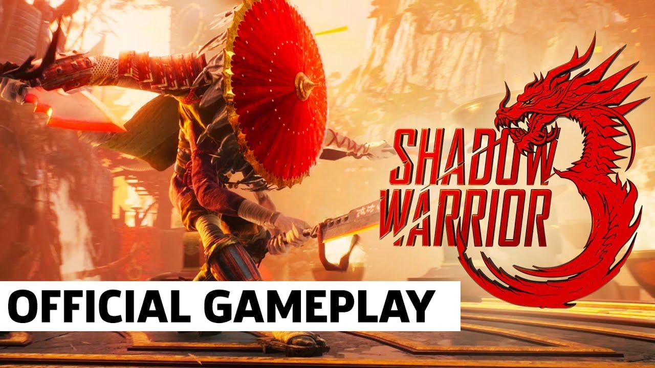 "Download Shadow Warrior 3 - ""Way To Motoko"" Full Mission Gameplay"
