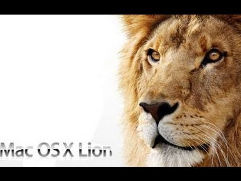 Apple Mac OS X Lion: Video Demo