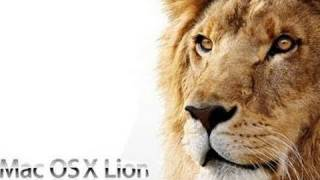 Apple Mac OS X Lion: Video Demo
