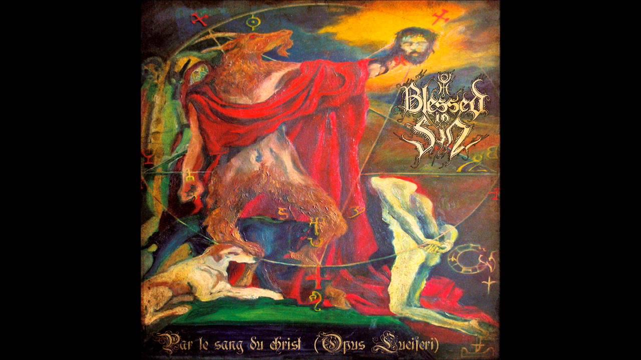 blessed in sin par le sang du christ