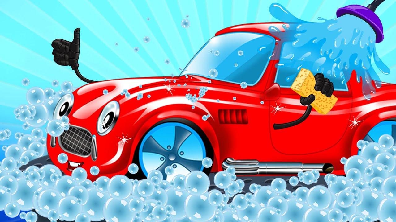 Candy Car Wash