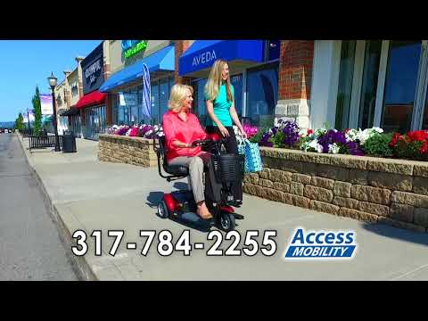Scooters Access Mobility Indianapolis, IN (317) 784-2255