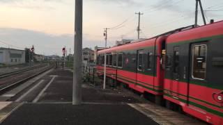 『AT-700形・快速 AIZUマウントエクスプレス』2016/5/25(会津鉄道)