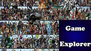 Трейлер канала GameExplorer! Подпишись на лучший канал об играх!