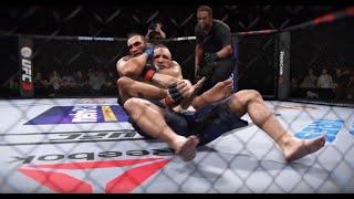 Тони Фергюсон VS Джастин Гейджи (Полное видео боя: UFC 3)