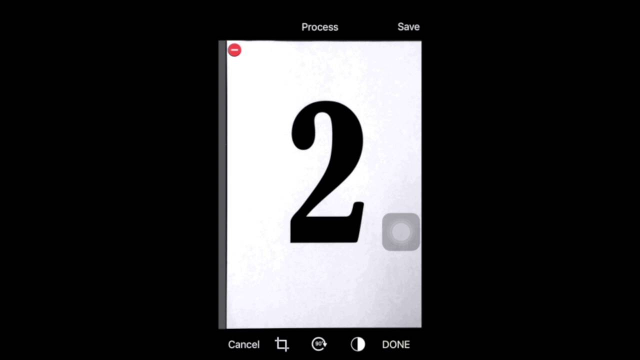 How To Scan Multiple Pages To One Pdf With An Iphone Using Easy