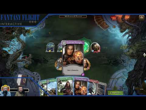 The Lord of the Rings: Living Card Game Stream 12/21 (With Caleb Grace)