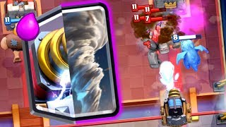 Clash Royale - SPARKY-NADO! Insane Deck