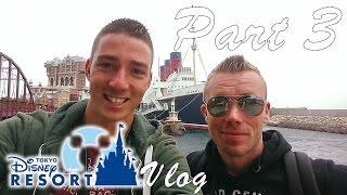 Tokyo Disney Resort - Vlog PART 3