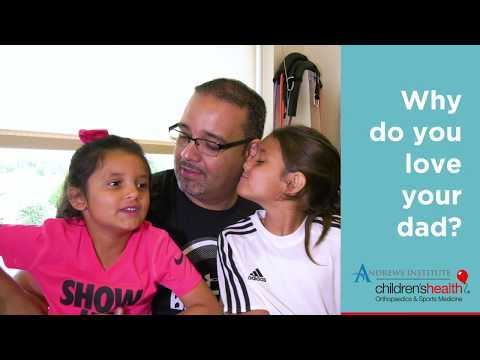 What is a Dad? | Happy Father's Day from Children's Health Andrews Institute