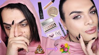 EASY SPRING MAKEUP TUTORIAL + GIVEAWAY