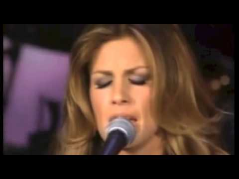 Faith Hill in a Stunning Performance of I Surrender All  Music