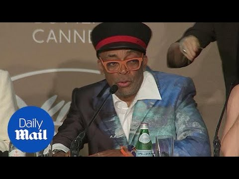 'I messed up': Spike Lee apologizes for Palme D'Or blunder