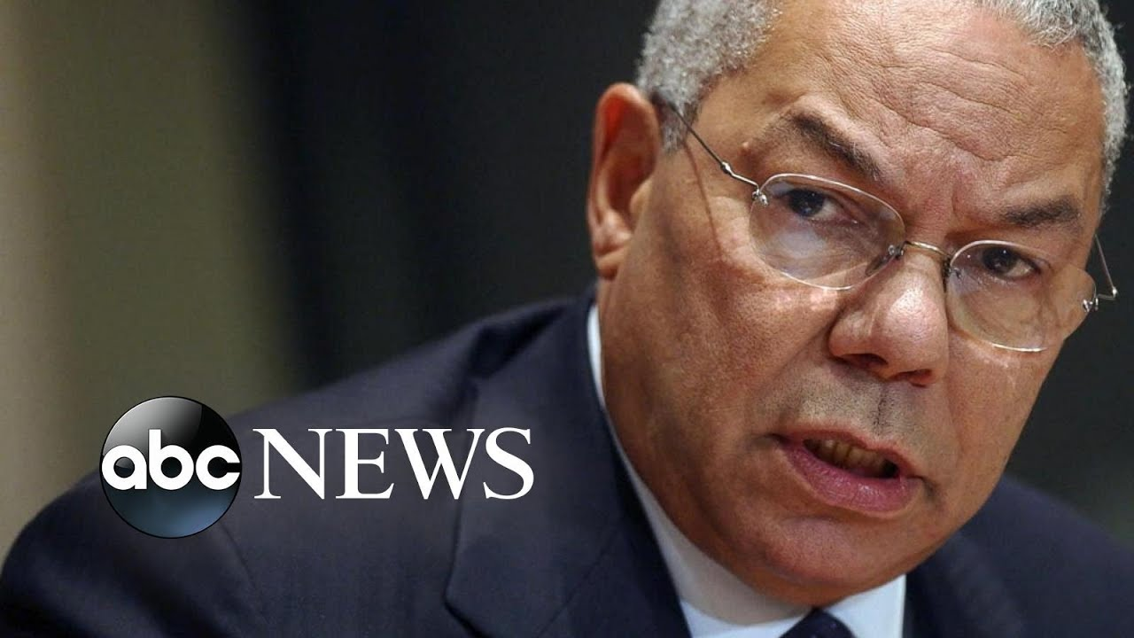 Download Gen. Colin Powell remembered as a trailblazer l WNT