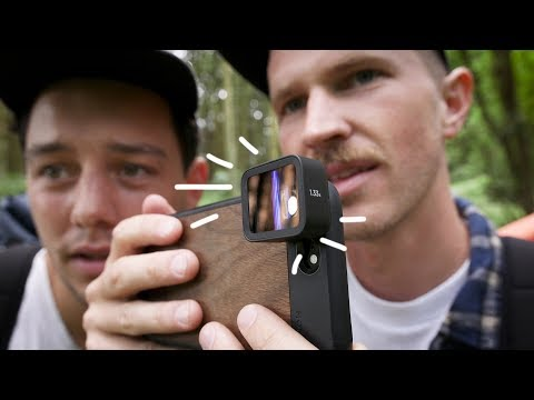Anamorphic Update   UNBOXING The Final Production Lens