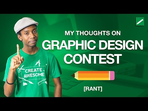Thoughts on Graphic Design Contest [Rant]