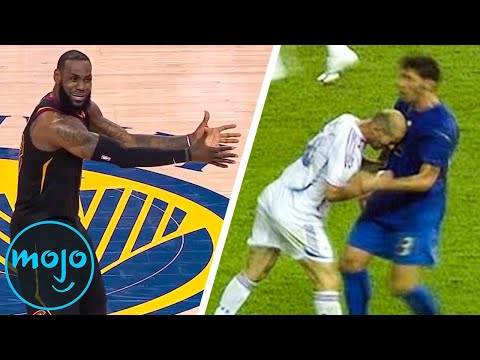 Top 10 Worst Decisions In Sports