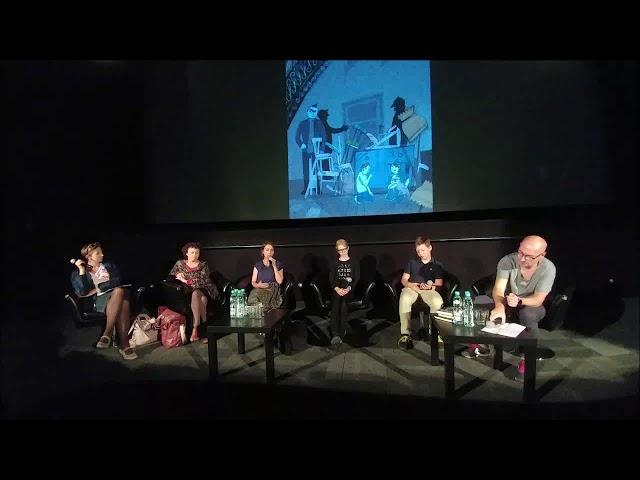 Pokaz edukacyjny  filmu TARAPATY - 11.09.2017