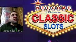 CLASSIC SLOTS Vegas Casino | Limited | Free Mobile Game | Android /' Ios Gameplay Youtube YT Video