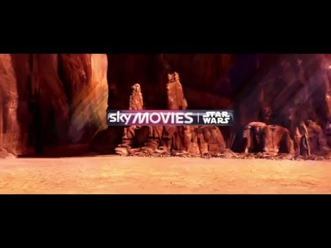 Sky Movies Star Wars HD - Advert December 2015 [King Of TV Sat]