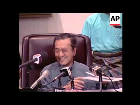 MALAYSIA: NEW DEPUTY PRIME MINISTER ANNOUNCED - UPDATE