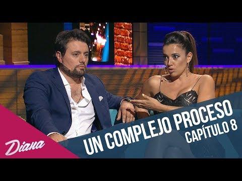 El complejo proceso de Daniel Valenzuela y Yamila Reyna   Diana   Capítulo 8